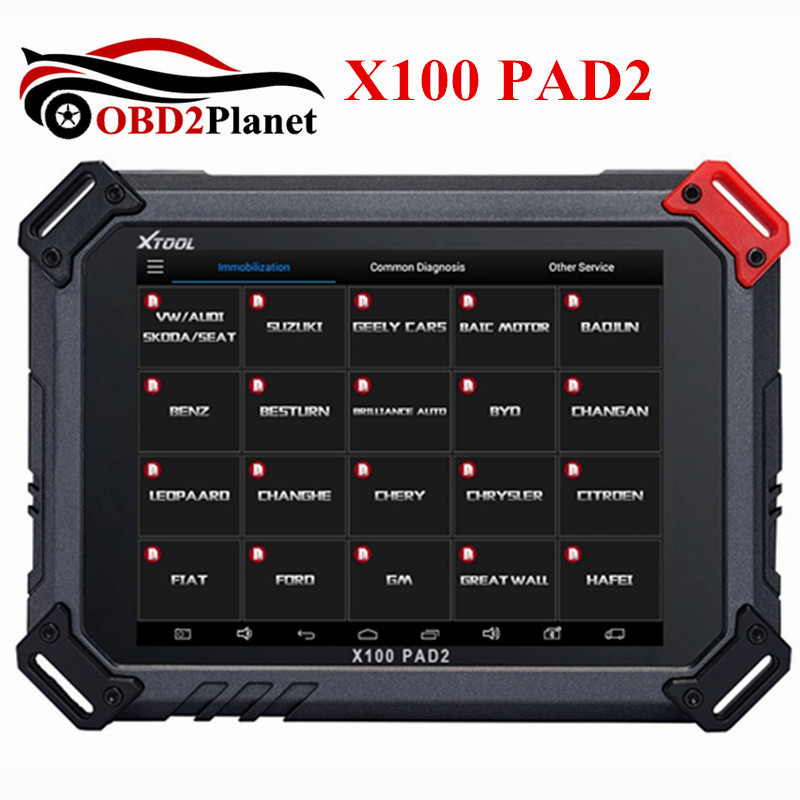 US $888 0  X100 PAD2 WiFi & Bluetooth 100% Origianl XTool X100 Pad2 Pro  Update Online PAD 2 Update Version Of X100 PAD Auto Key Programer-in Auto  Key
