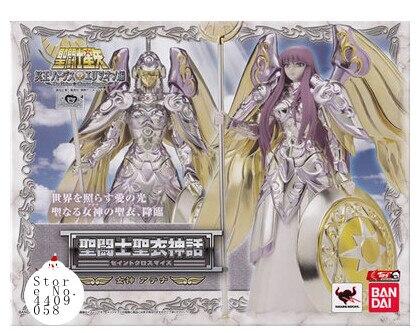 Bandai Saint Seiya Cloth Myth Goddess Athena ORIGINAL COLOR EDITION