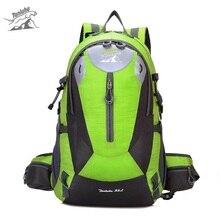 High quality The Large Capacity Waterproof Nylon Backpack Travel Bag Luggage Men Women Travel Bags Duffle