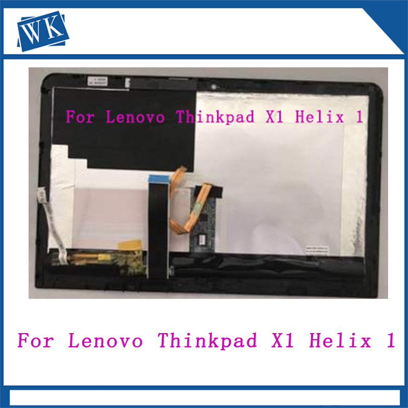 with frame 11.6 For Lenovo Thinkpad X1 Helix 1 first generation LCD Screen Panel with Touch Screen LCD Digitizer Assemblywith frame 11.6 For Lenovo Thinkpad X1 Helix 1 first generation LCD Screen Panel with Touch Screen LCD Digitizer Assembly