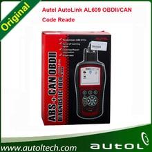 Autel AutoLink AL609 ABS CAN OBDII Diagnostic Tool Original Autel AL609 OBD2 Code Scanner Autel AutoLink Diagnostic Scan Tool
