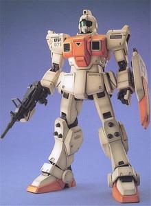 Image 2 - Bandai Gundam MG 1/100 RGM 79[G] GM GROUND TYPE Mobile Suit Action Figures Assemble Model Kits toy