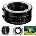 Macro Auto Focus Extension Tube 10mm 16mm AF Set DG Mount for Samsung NX DC683