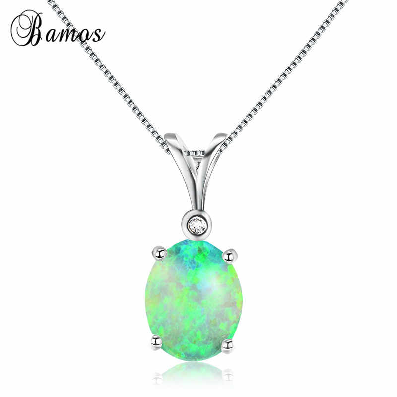 Beautiful Blue Fire Opal 925 Sterling Silver Filled Water Drop Necklace /& Chain
