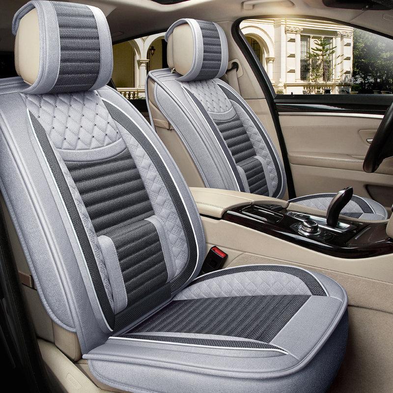 Four Seasons General Car Seat Cushions Car pad Car Styling Car Seat Cover For kia Sorento Sportage Optima K5 Forte Rio/K2