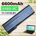 9 células bateria do portátil para hp elitebook 8460 p 6560b 631243-001 659083-001 cc06 cc06x cc06xl cc09 hstnn-cb2f hstnn-db2h