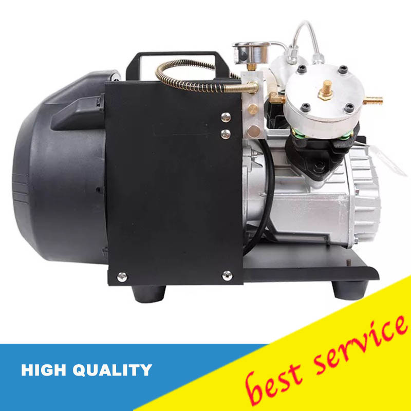 2 2kw Double Cylinder Air Pump 30p Water cooled Electric High Press 40MPA Air Pump
