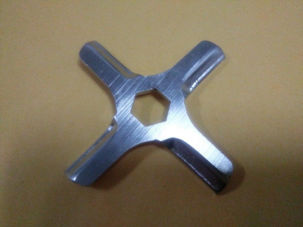 #5 MS-4775250 3PC  Meat grinder blade fit HV3 KRUPS F402 for Moulinex
