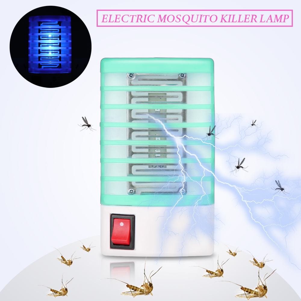 Rational Mosquito Repeller Led Electric Mosquito Killer Night Light Bug Insect Trap Killer Household Anti Mosquito Lamp 1pc Lights & Lighting