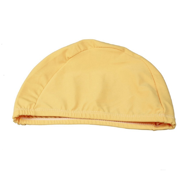 Adult Swimming Hats Unisex Outdoor Sports Stretch Cap Yellow Rose Red Karachi