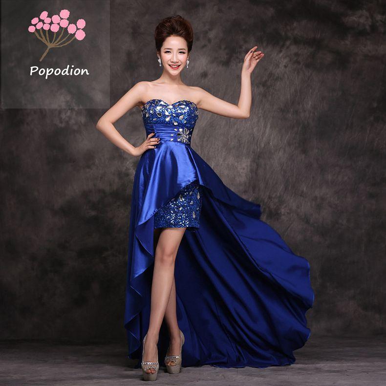 elegant cocktail dresses sequins plus size royal blue cocktail dress robe de cocktail cocktail party dress