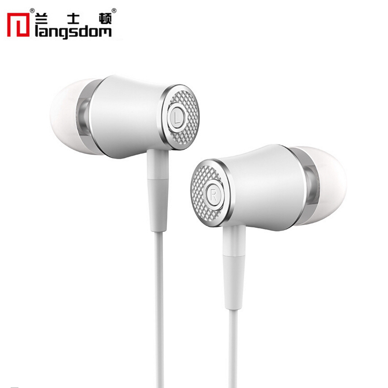 Original Langsdom R21 earphones with Microphone Super Bass Earphone For iphone 5s for Samsung note 7 xiaomi redmi pro MP3 MP4 PC 3 5mm in ear earphones with mic earphone for iphone 6 6s for samsung galaxy s6 s7 note 7 xiaomi redmi pro mp3 mp4 pc pk jm21