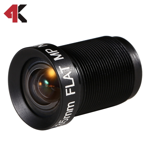 US $99 0 |4 35MM NDVI 7 Lens M12 Flat Drone Lens for Go Pro/DJI Phantom 3/4  UAV Micro Cameras Modified and Precision Agriculture Mapping-in Camcorder