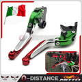 For DUCATI Scrambler 2015 Motorcycle CNC Billet Aluminum Folding Extendable Brake Clutch Levers