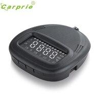 Car-styling Reciente GPS de Coche Universal HUD Head Up Display KM/h & MPH Advertencia Velocidad Plug & jugar 23 de DICIEMBRE