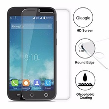 Blackview A5 Tempered Glass Case Film Original Ultra Thin Screen Protector front glass film for Blackview A5 With Cleaning Tools