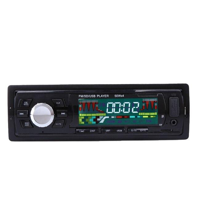 Универсальный Автомобиль Радио-Плеер MP3 Аудио Плеер Автомобиля Стерео FM Радио Цифровой Высококачественный FM Стерео Радио Плеер Автомобиля Электроники