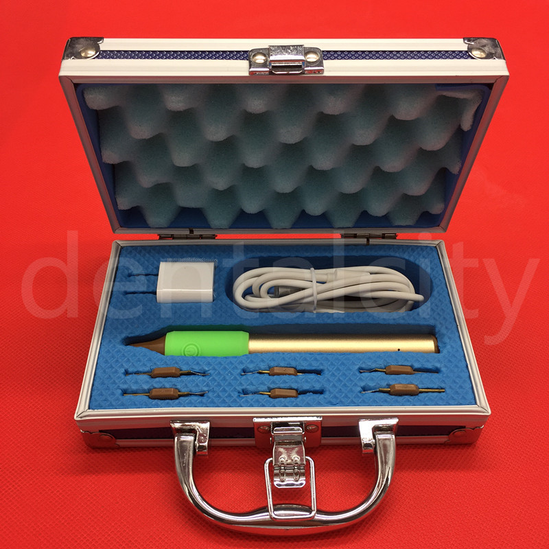 1Set Electric Cautery Pen Condenser Electric Cautery Monopolar Coagulation Device Built-in Rechargeable Lithium