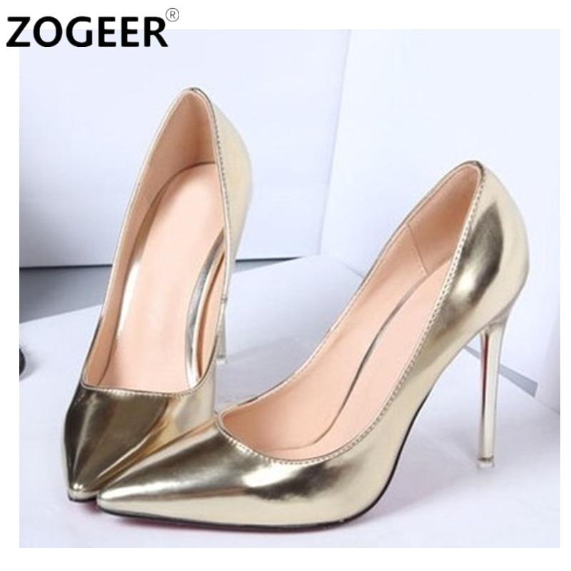 Online Get Cheap Silver Womens Dress Shoes -Aliexpress.com ...