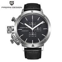 Reloj PAGANI de diseño deportivo para hombre  cronógrafo innovador y multiusos  reloj multifunción resistente al agua para hombre|watch designer men|watch men|watch men design -