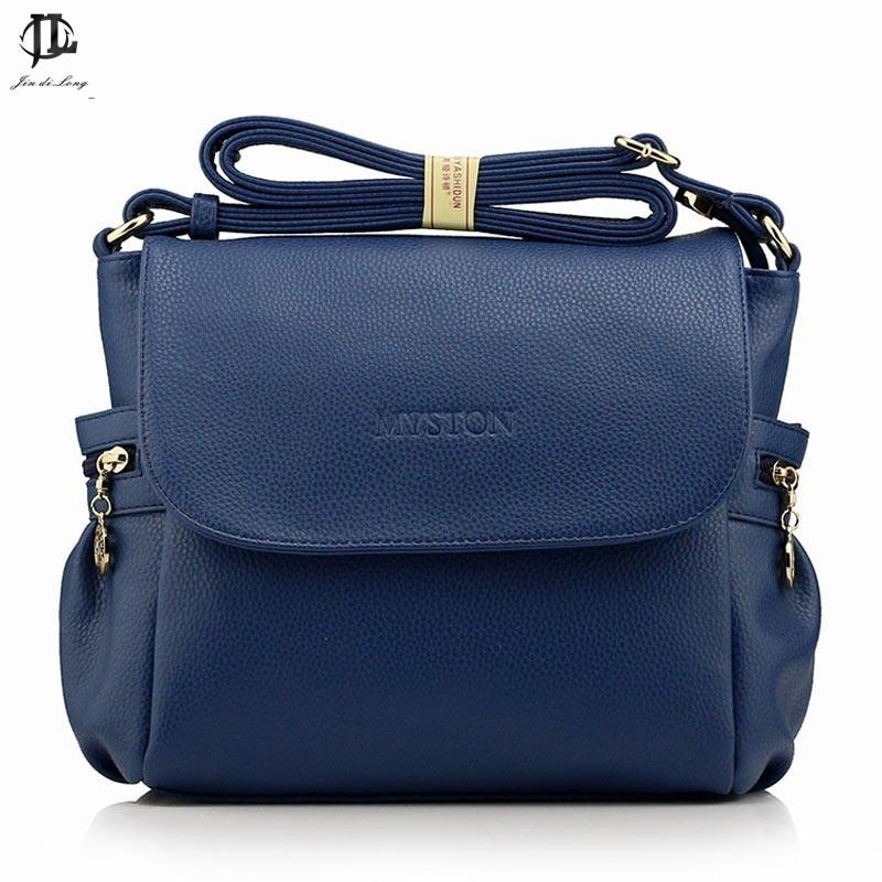 ФОТО *# Classic Brand Style PU Leather Women's Flap Messenger Bags Crossbody Single Shoulder Bags Travel OL Zipper Bag Rucksack