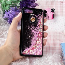 For Oppo R15 R17 Pro Case Coque For Oppo F11 Reno A3 A5 A7 A57 A79 A83 F7 F9 F5 F3 K1 Case Silicone Black Liquid Quicksand Cover цена