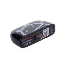 Generalscan GS X3 Micro USB Mini Barcode Scanner Wireless for Android Phone or Windows Tablet