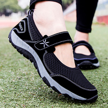 New Arrival Women Sneakers Breathable Mesh Trainers Shoes Ladies Shoes