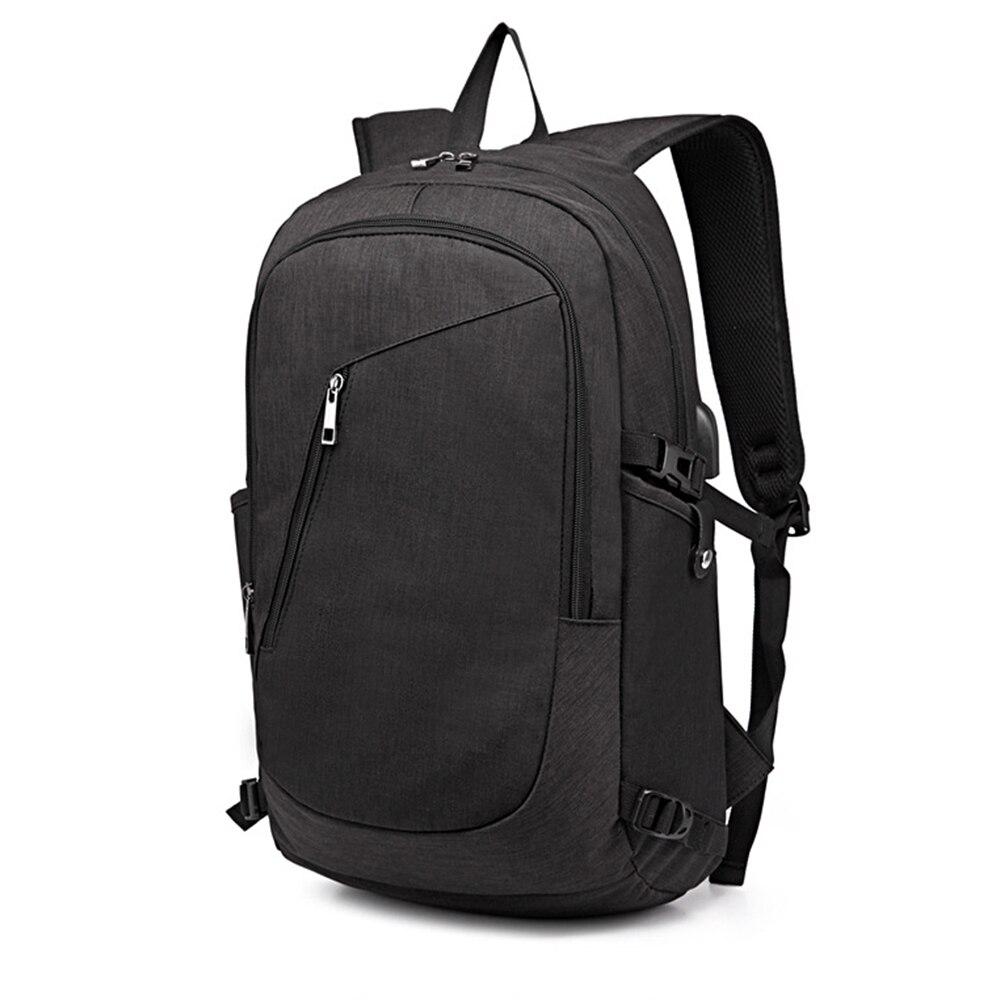 Wear Resistant Portable Comfortable Laptop Shoulder Bags 13 15.6 Inch Computer Bag USB for Macbook Air Pro Xiaomi Bag