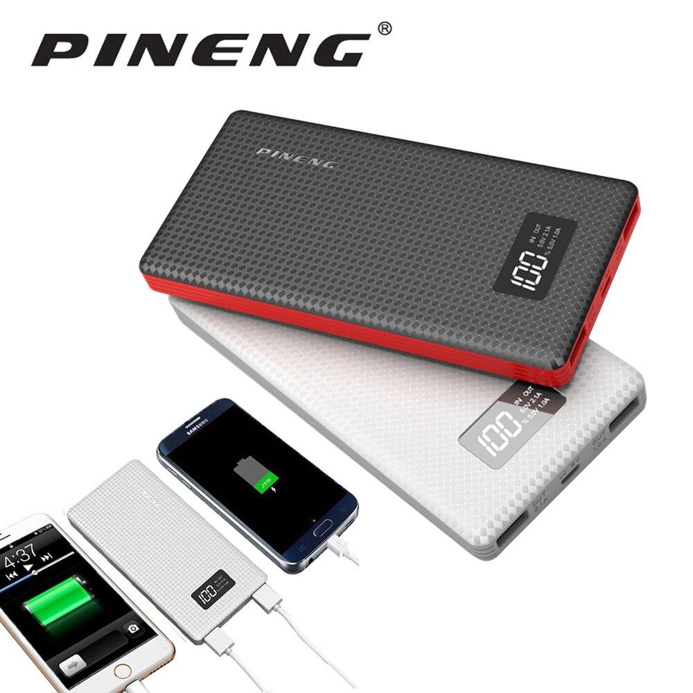 imágenes para 100% Original IBTION Batería Externa Power Bank 12000mAh Powerbank Cargador Portátil Cargador de Batería para Los Teléfonos Inteligentes