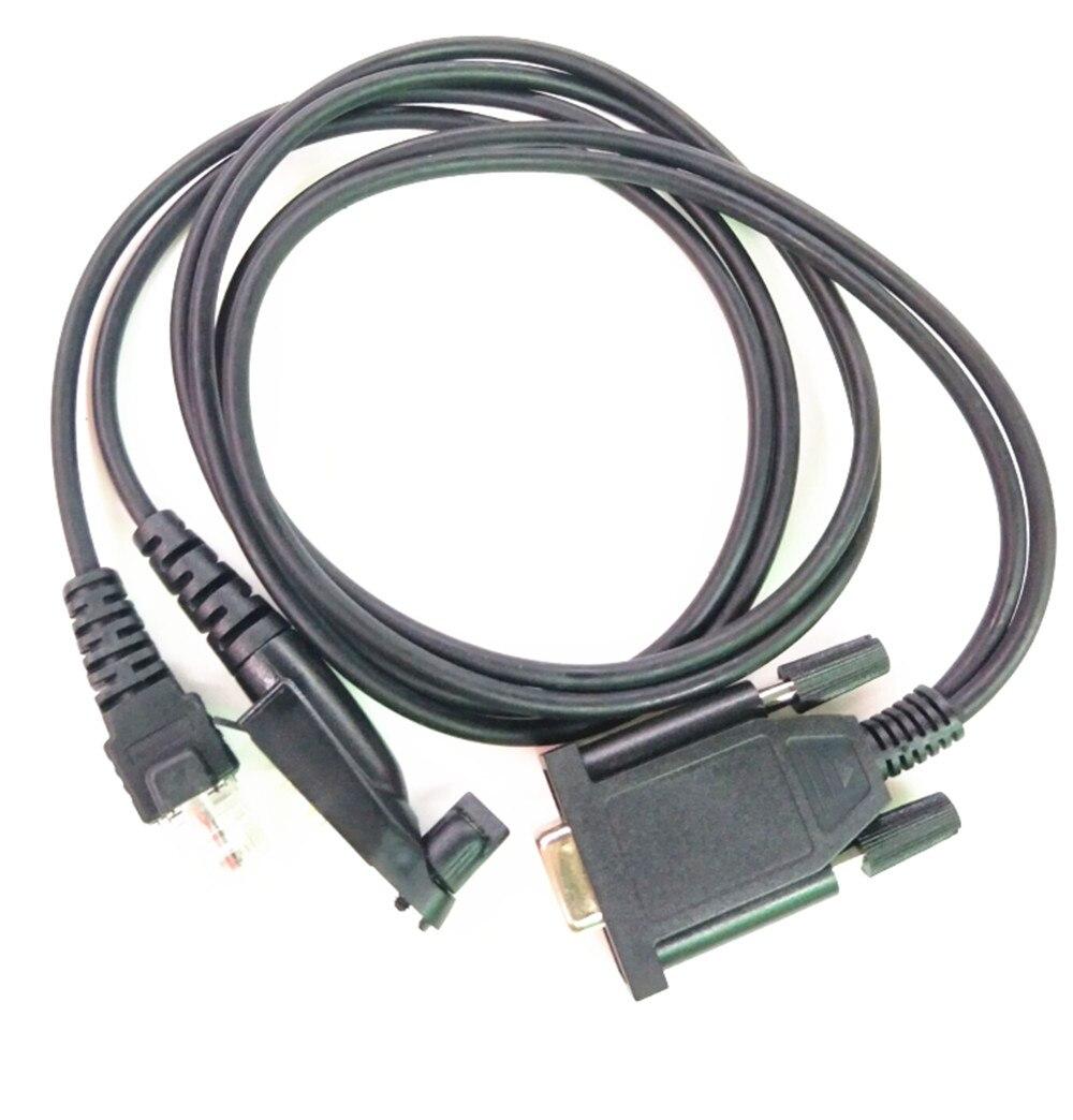 2 in 1 com connector programming cable for motorola gp328plus,gp338plus,gp344,ex500,ec560,gm338 gm3188 gm339 etc car radio