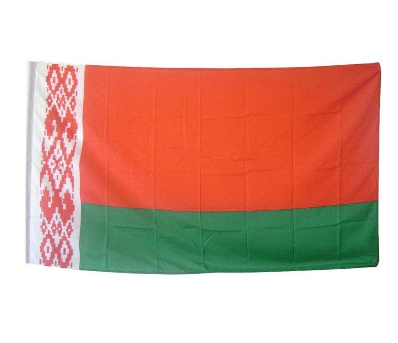 90 Cm X 150 Cm Bielorussia Bandiera Nazionale Complementi Arredo Casa La Repubblica Di Belarus Belarusian Appeso Bandiera 3x5 Ft Ultimi Design Diversificati