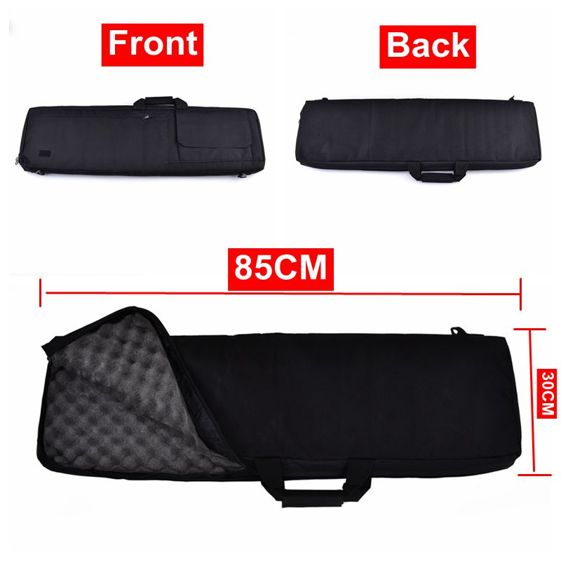 85CM Tactical Molle Pouch Military Airgun Air Rifle Bag Hunting Camping Hiking Fishing Long Heavy Pouch 2 Colors 600D Oxford yokohama 235 55 r18 ice guard stud ig35 104t