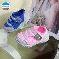 2017 Outono sapatos da criança recém-nascidos de 1 a 5 anos de idade do bebê meninos meninas de calçados esportivos casuais fundo macio crianças sapatas dos miúdos das sapatilhas