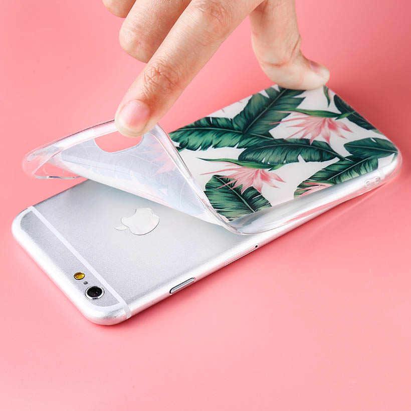 مخصص غطاء الهاتف لحالة فون 7 حالة غطاء سيليكون ل فون 5S 5 6 6S 8 7 زائد فون حالة 7 X XS ماكس XR SE 6C الوفير