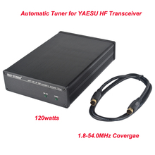 0.1-120 Watt Yaesu 1.8-54.0