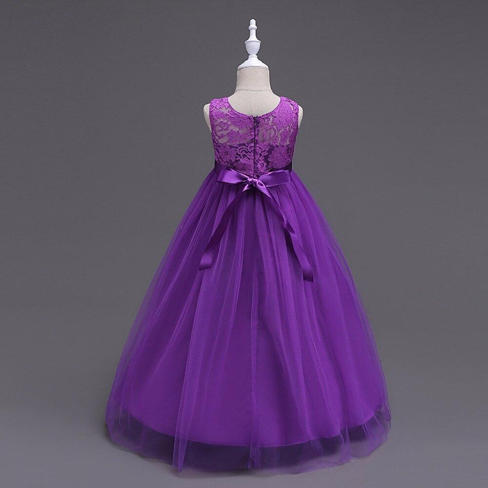 Adolescentes vestido de fiesta 2018 elegante princesa traje sin ...