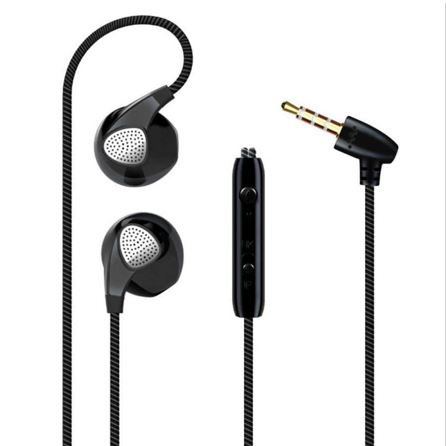 Hot Sport Headset 3.5mm In-Ear Wired Earbuds for KENEKSI Apollo Rock Soul fone de ouvido смартфон keneksi rock белый