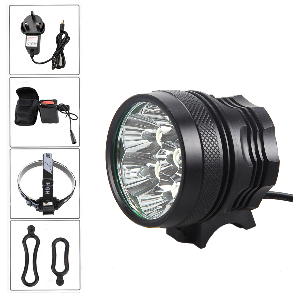 3 Modes Aluminum 10000LM 7x XML R8 MTB Cycling Bike Lights Bicycle Accessories with Battery Pack sitemap 8 xml