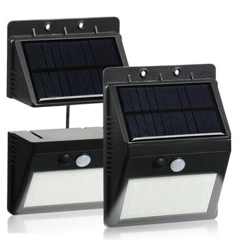 30 LED Solar Motion Sensor Security Lamp