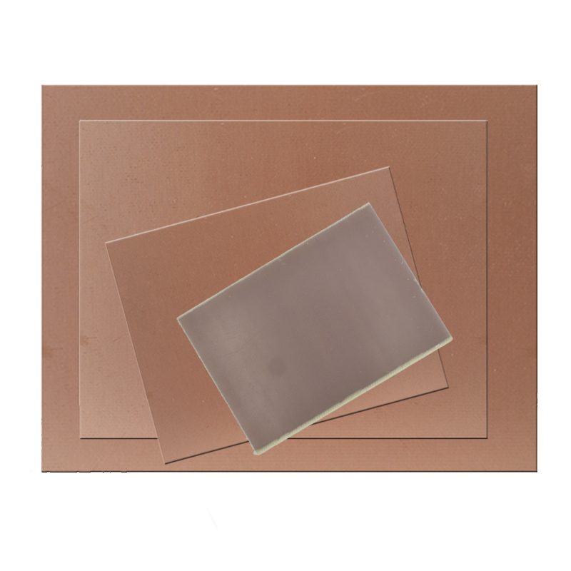 FR4 PCB 7x10 10x15 15x20 20x30 Cm 7*10 10*15 15*20 20*30 Single Side Copper Clad Plate DIY PCB Kit Laminate Circuit Board