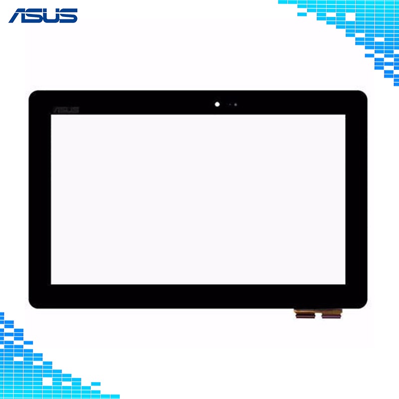 Asus T100TAF Black Touch Screen digitizer Glass Lens sensor Repair parts For Asus Transformer Book T100TAF Touch panel brand new touch screen replacement for fe170cg me170c me170 k012 touch screen panel digitizer glass lens sensor repair parts
