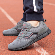 47 48 men summer shoes 2017 spring mesh lace shoes men flat breathable casual shoes for men hombres zapatillas