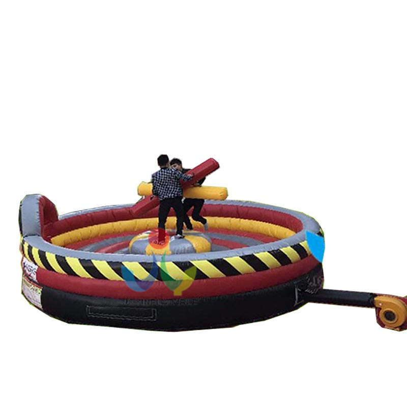 Cheap Inflatable stadium sport games with 0.55mm pvc materials for kids