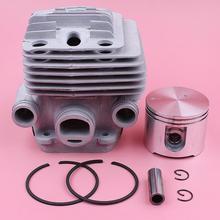 56 мм цилиндр поршневое кольцо комплект пружинных стопорных колец для Stihl TS700 TS800 TS 700 800 бетонная пила Замена запасных частей 4205 020 1200