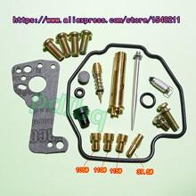 (1 set of $ 20)YM Virago XV400 (2NT)3JB motorcycle Mikuni carburetor repair kit Kit Configure Jet needle(J.N.)/Needle jet (N.J.) цена