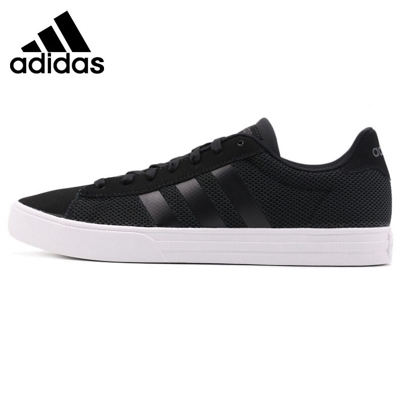 Original New Arrival 2018 Adidas NEO Label DAILY Men's Skateboarding Shoes Sneakers