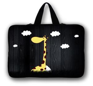 Image 5 - تخصيص النيوبرين حقيبة لابتوب جيب للجهاز اللوحي الحقيبة للمحمول حقيبة حاسوب 10 12 13 15 13.3 15.4 17.3 ل ماك بوك باد N2 Y1