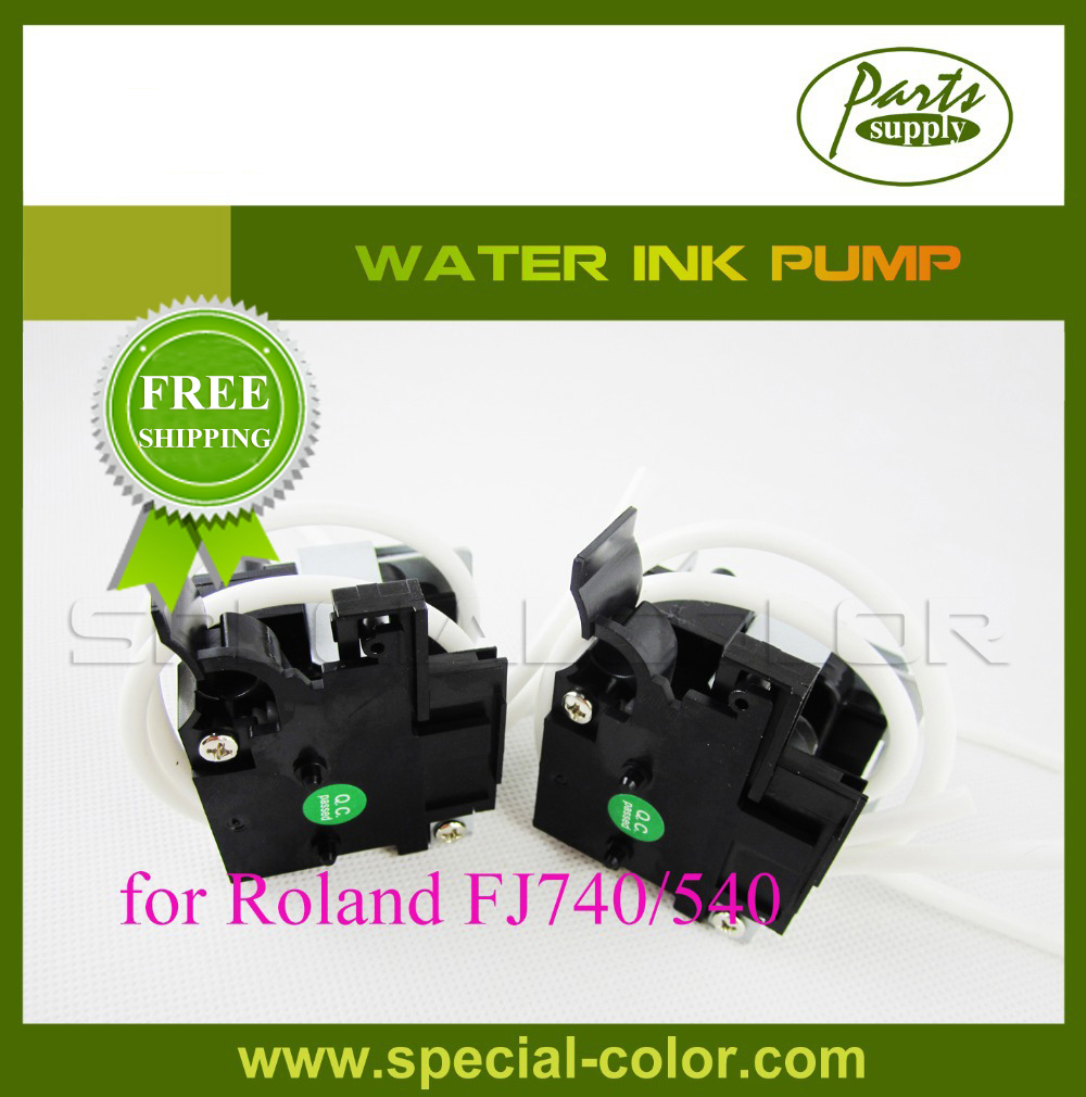 OEM Water based Inkjet pump for roland FJ740/540 DX4 Printer Ink Pump roland printer paper receiver for roland sj fj sc 540 641 740 vp540 series printer