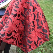 1Yard High Quality Jacquard Brocade Fabric for Dress,Width 155cm,Soft Tissue Coat Cloth,Sewing Patch Diy Material Tecido